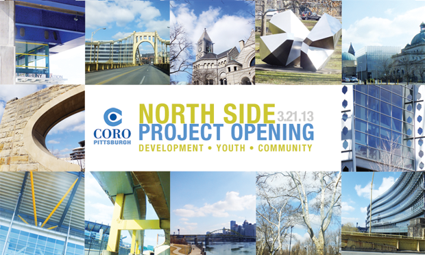 Coro North Side Project Opening