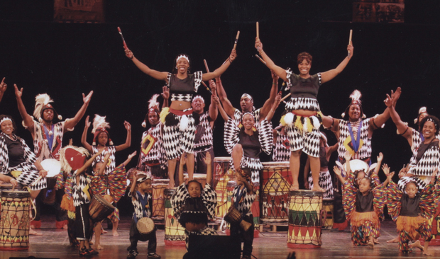Universal African Dance and Drum Ensemble