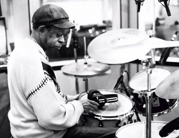 Louis Hayes and the Jazz Communicators, Systems Two recording studioLouis HayesDezron DouglasAbraham BurtonJosh EvansSteve NelsonDavid Bryant