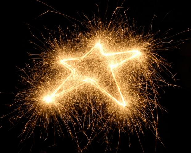 Sparkler Star copy
